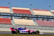 Barcelona F1 Test 1 Times - Thursday 3PM