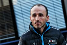 Kubica: Williams 'running out of time' after missed F1 test work