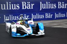 Formula E New York E-Prix (Race 2) - Qualifying Results
