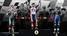 MotoGP social distancing, teams 'like family in lockdown'