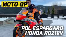 'I'm about to cry!' - Pol Espargaro gets Repsol Honda surprise
