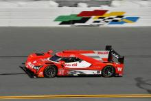 Conway fastest ahead of Stroll in final Rolex 24 practice