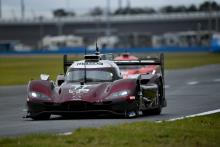 Jarvis takes Rolex 24 pole for Mazda; Alonso to start 6th
