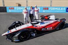 ROKiT becomes title sponsor of Venturi Formula E team