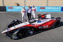 ROKiT becomes title sponsor of Venturi Formula E team