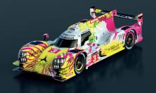 Rebellion Racing reveals art car liveries for Le Mans