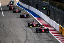 FIA confirms entry list for inaugural F3 season