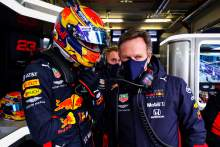 "Red Bull will look at ""outside"" options for F1 2021 if Albon is dropped"