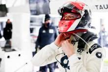 "Kvyat concedes chances of retaining AlphaTauri F1 seat are ""slim"""