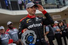 IndyCar Classic - Starting Lineup