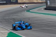 Felix Rosenqvist unpleased with qualifying penalty