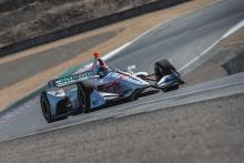 Colton Herta uncatchable at Laguna Seca for Firestone GP pole