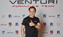 Massa signs with Venturi for Formula E Season 5