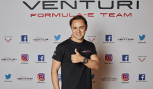 Massa signs with Venturi for Formula E Season 5