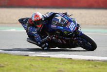 'Chuffed' O'Halloran unleashes McAMS Yamaha pace