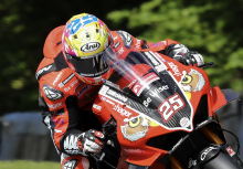 Brookes: Bike setup always a compromise at Cadwell Park
