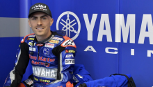 """Baz: """"Two days on Yamaha more fun than whole of 2018…"""""""
