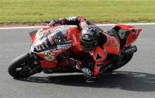 Redding beats Brookes to FP3 top spot as Ducati dominates