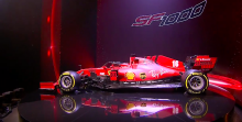 Ferrari kicks off 2020 F1 launches by unveiling new car
