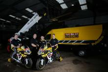 TAG Racing retains Anvil Hire title sponsor