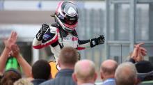 Smiley revels in 'fairy tale' maiden BTCC win