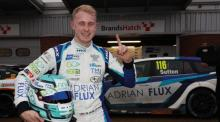 Sutton takes delight from opportunistic pole