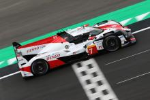 Lopez fastest for Toyota in Silverstone WEC FP2