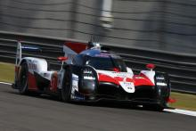 Toyota holds off Rebellion charge for Shanghai WEC pole