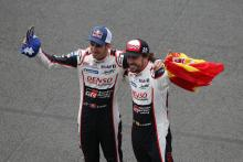 Buemi feared 2016 repeat in final Le Mans stages