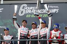 Alonso: Toyota took 'safe approach' in Spa WEC win