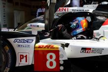 Alonso revels in 'fantastic' WEC win, ending four-year drought