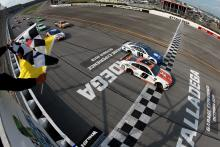 Geico 500 at Talladega Superspeedway - Full Results