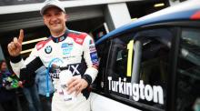 Turkington feeling 'more confident' with 3 Series after pole
