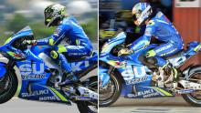 Chassis decision, but Iannone frustrated by 'big drop'