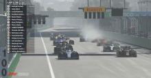 Azerbaijan F1 Virtual Grand Prix - RACE RESULTS