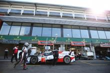 WEC 6 Hours of Spa - FP1 Results