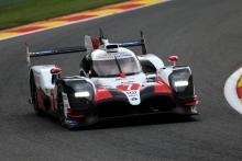 Conway, Kobayashi score Spa WEC pole for Toyota