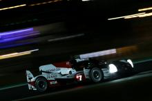 Kobayashi takes Le Mans pole in Toyota one-two