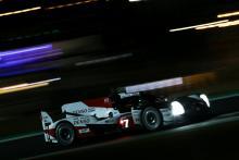 Le Mans 24 Jam - Hasil Jam 14