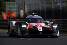 Kobayashi tops final Le Mans warm-up for Toyota