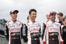 Alonso, Buemi, Nakajima claim WEC title at Le Mans