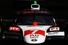 Lopez tops opening WEC Prologue test session for Toyota