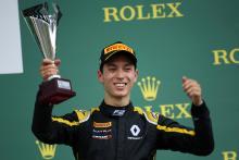 Jack Aitken, Campos Racing, F2,