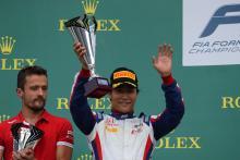 Matsushita makes MP Motorsport move
