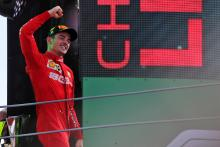 Leclerc 'feels part of Ferrari's F1 history' after Monza win