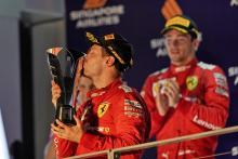 2019 was Vettel's best season in F1 - Smedley