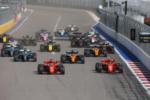 F1 considering double-header at Sochi, second Italy race