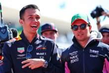 Sergio Perez to replace Alex Albon at Red Bull for 2021 F1 season