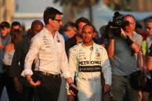Lewis Hamilton, Toto Wolff, Mercedes, F1,