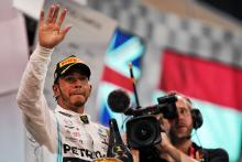 "Improving diversity in F1 ""top of my priorities"" - Hamilton"